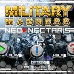 Скриншот Military Madness – Изображение 2
