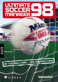 Обложка Ultimate Soccer Manager 98