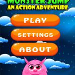 Скриншот Monster Jump - An Action Adventure – Изображение 1