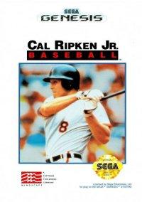 Обложка Cal Ripken Jr. Baseball