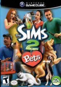 Обложка The Sims 2: Pets