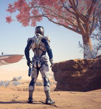 Все, что мы знаем о Mass Effect Andromeda