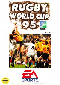 Обложка Rugby World Cup 95