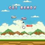 Скриншот Adventure of Flappy Unicorn Flyer – Изображение 1