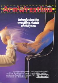 Обложка Arm Wrestling
