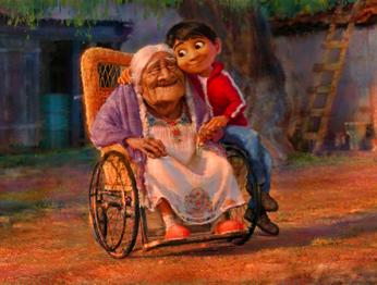 Первые подробности Coco – нового мультфильма Pixar
