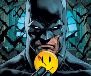 Бэтмен встретится со своим отцом в кроссовере The Button?