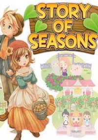 Обложка Story of Seasons