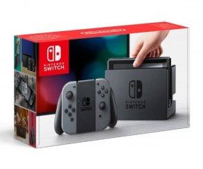 Nintendo раскрыла размеры цифровых копий игр для Nintendo Switch