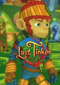 Обложка The Last Tinker: City of Colors