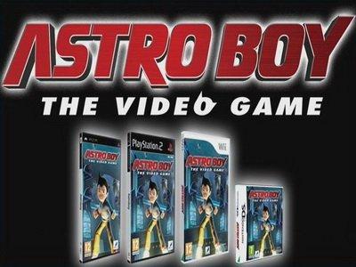 Astro Boy. Геймплей