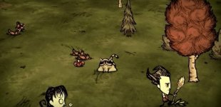 Don't Starve Together. Трейлер Reign of Giants