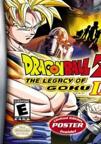 Dragon Ball Z: The Legacy of Goku II – фото обложки игры