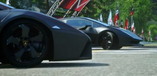 Driveclub: Lamborghini Expansion Pack. Трейлер DLC Lamborghini Icons