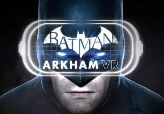 Batman: Arkham VR. Релизный трейлер для VR-шлемов