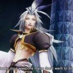 Скриншот Dissidia 012[duodecim] Final Fantasy – Изображение 96