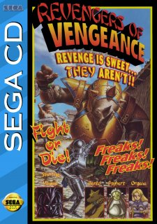 Revengers of Vengeance