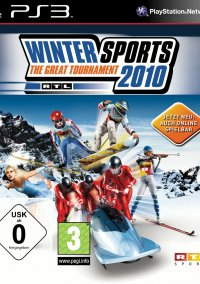 Обложка Winter Sports 2010: The Great Tournament