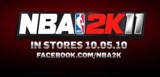 NBA 2K11. Видео #3