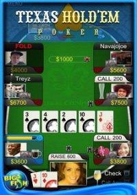 Обложка Big Fish Games Texas Hold'Em