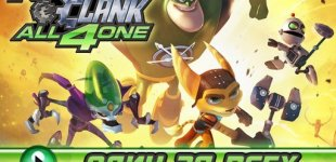 Ratchet and Clank: All 4 One. Видео #6