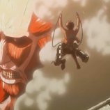 Скриншот Attack on Titan: The Wings of Counterattack
