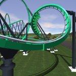 Скриншот Hyper Rails: Advanced 3D Roller Coaster Design – Изображение 4