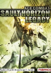 Ace Combat: Assault Horizon Legacy+ – фото обложки игры