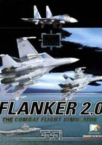 Обложка Flanker 2.0: Combat Flight Simulator