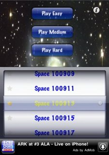 Awesome Space Slider Puzzles