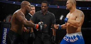EA Sports UFC 2. Демонстрация игровых режимов