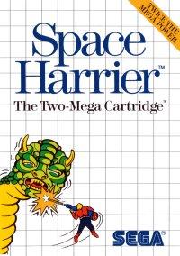 Обложка Space Harrier