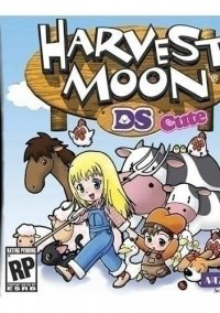Обложка Harvest Moon DS Cute