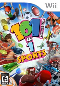 Обложка 101-in-1 Sports Party Megamix