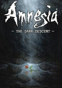 Обложка Amnesia: The Dark Descent