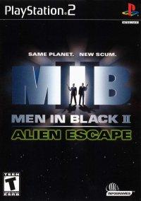 Обложка Men in Black II: Alien Escape