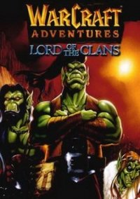 Обложка Warcraft Adventures: Lord of the Clans