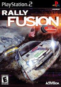 Rally Fusion: Race of Champions – фото обложки игры