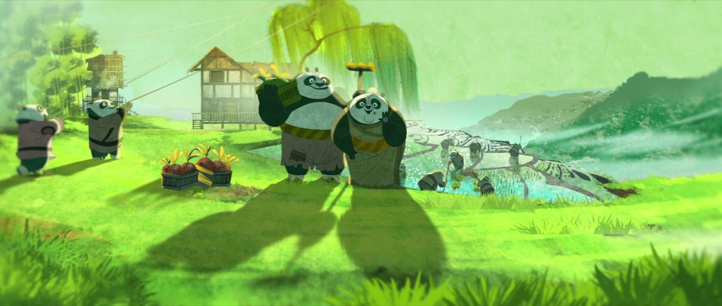 Рецензия на «Кунг-фу Панду 3» - Изображение 2