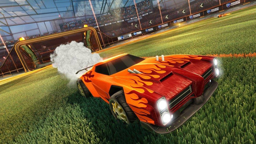 Первое дополнение к Rocket League выйдет в начала августа - Изображение 2