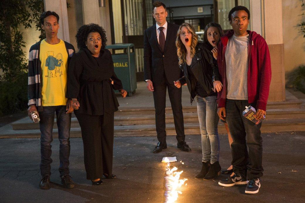 Hulu договаривается насчет шестого сезона «Сообщества» - Изображение 1