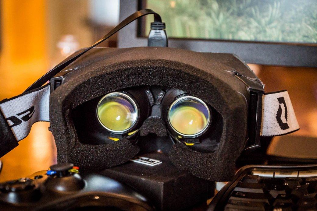 Oculus VR открестилась от Альянса иммерсивных технологий - Изображение 1