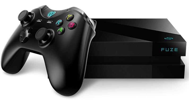 Китайская консоль компании Fuze ворует дизайн у PS4 и Xbox One - Изображение 1