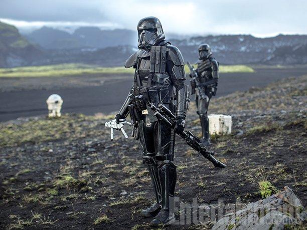 Rogue One обещают оставить мрачным военным фильмом - Изображение 2