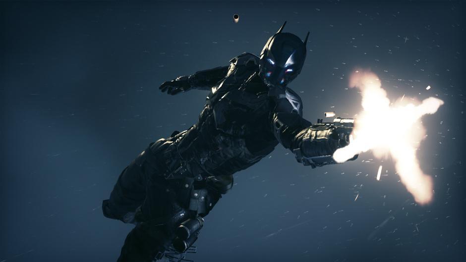 Злодей Arkham Knight попал на кадры финальной части Batman: Arkham - Изображение 1