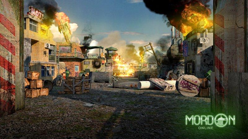 Mordon Online - Изображение 1