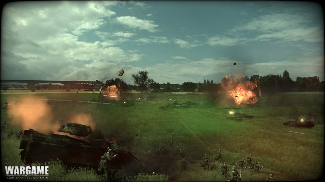 Альтернативная война: рецензия на Wargame - Европа в огне - Изображение 5