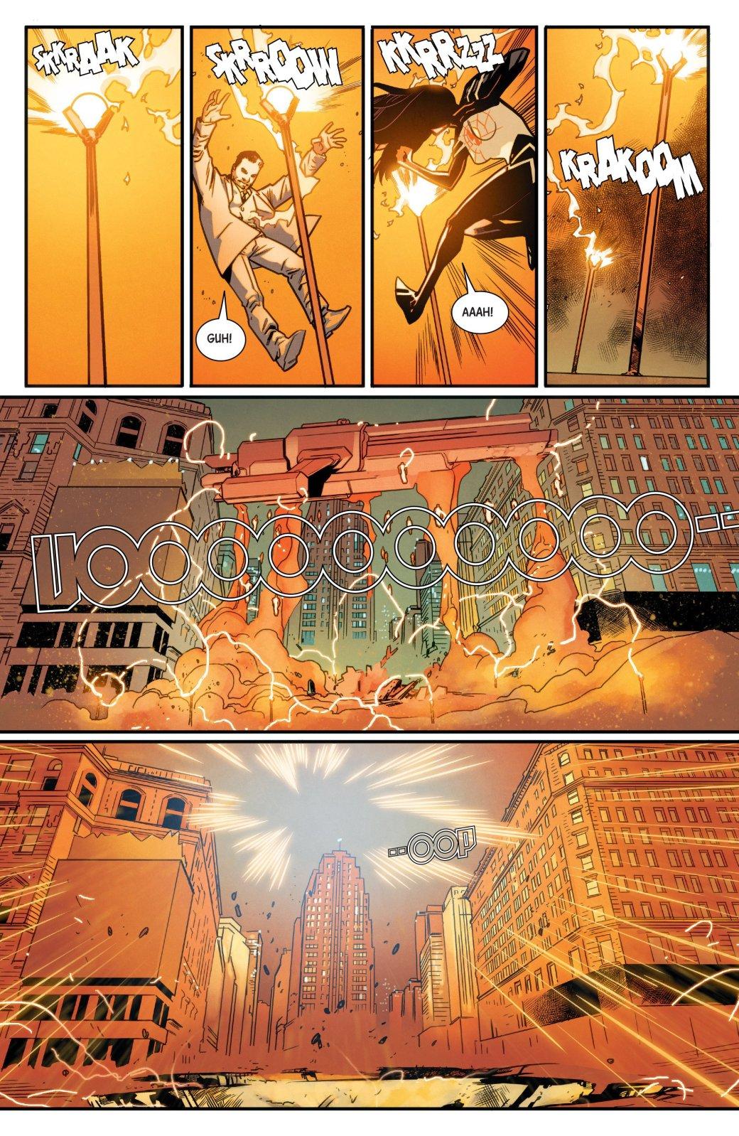 Новый Халк и другие супергерои-азиаты оказались в космосе - Изображение 1