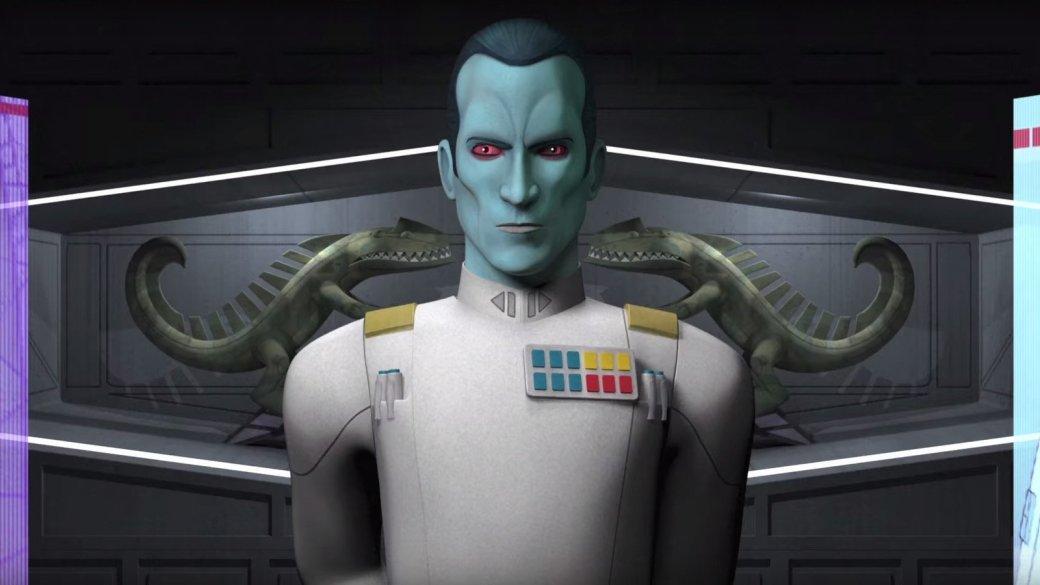Что израсширенной вселенной Star Wars есть вновом каноне?. - Изображение 1