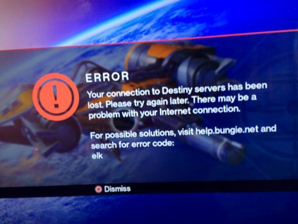 Серверы Destiny не справляются с нагрузками - Изображение 1